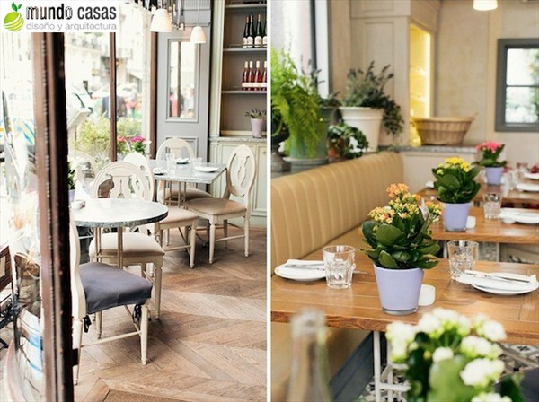 Aubaine - interiores de restaurantes en Londres (2)