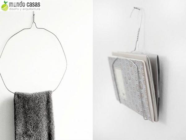 Como reutilizar los ganchos de ropa o perchas 10 sugerencias (6)