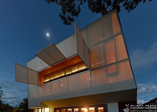 Casa 31_4 Room House una vivienda compleja que incita a la interacción familiar
