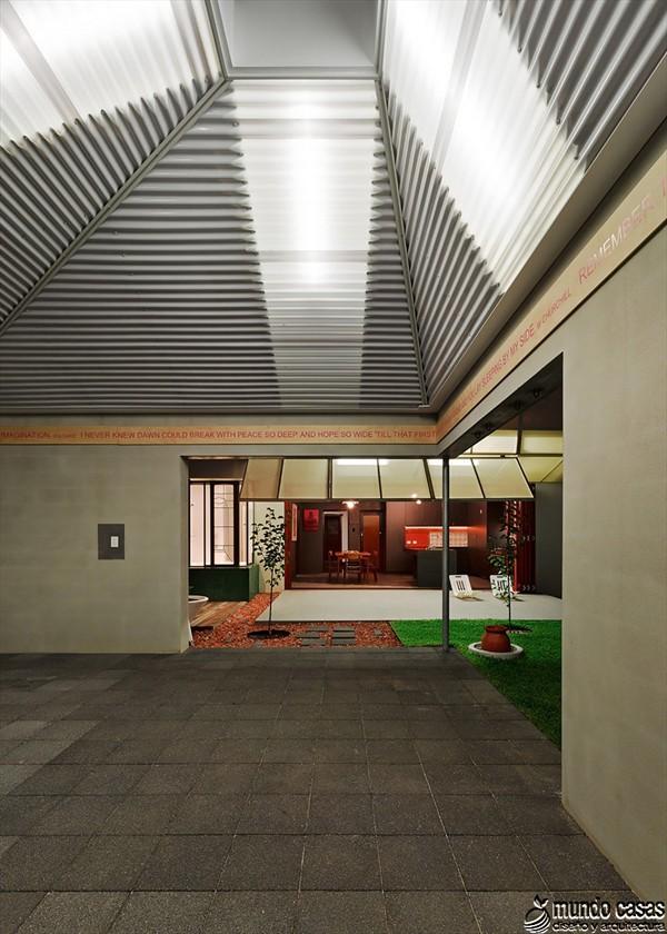 Interiores al azar en la Casa 31_4 Room House (5)