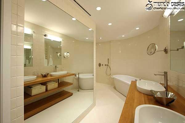 Moderniza tu privacidad con estas 27 ideas y diseños de decoración de baños