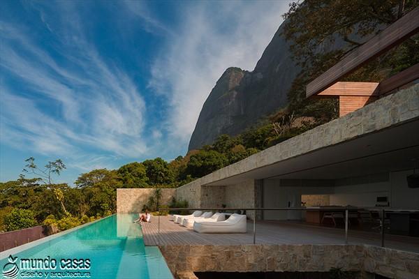 Bello-complejo-residencial-privado-en-Rio-de-janeiro-Brasil