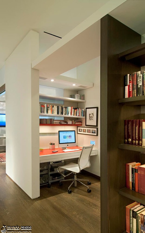 30 diseños creativos de oficinas personales