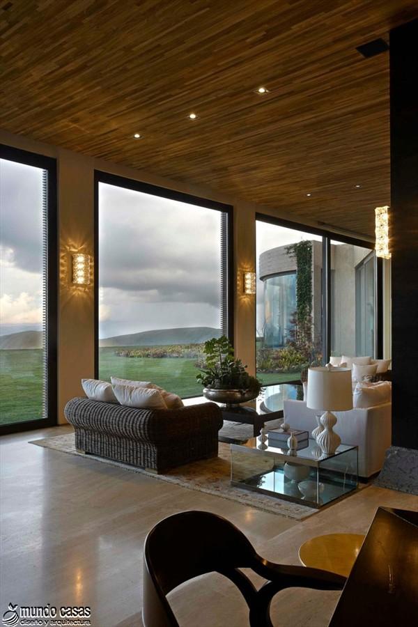 30 modelos de ventanas de piso a techo para tu hogar u oficina (5)