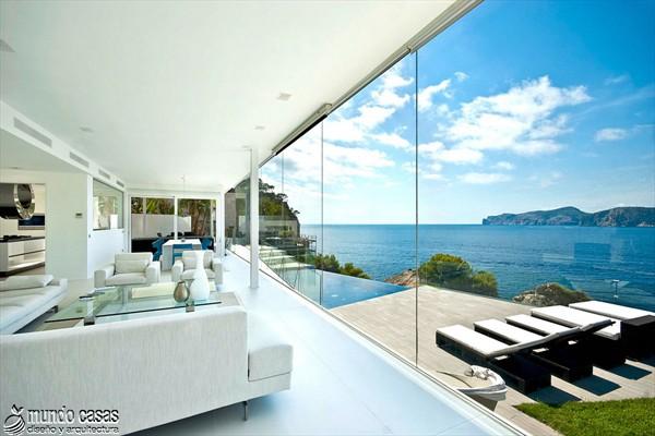 Exótica maravilla residencial en medio de suaves tonos azulados (1)