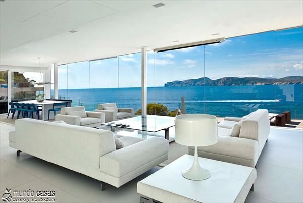 Exótica maravilla residencial en medio de suaves tonos azulados (2)
