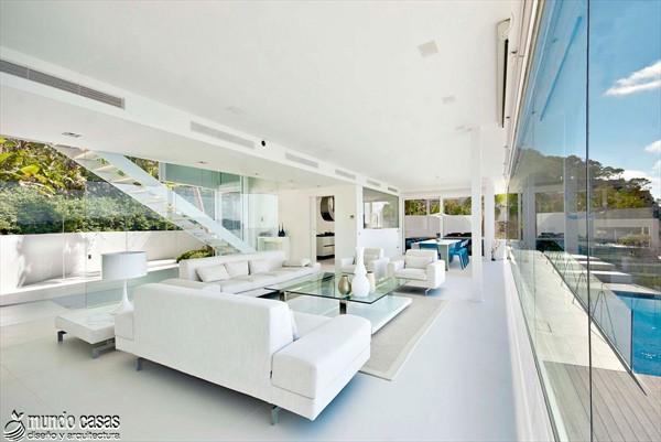 Exótica maravilla residencial en medio de suaves tonos azulados (3)