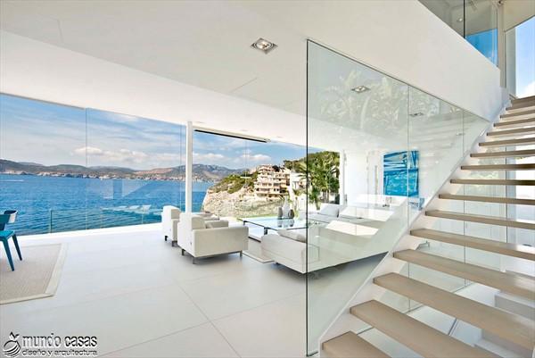 Exótica maravilla residencial en medio de suaves tonos azulados (5)