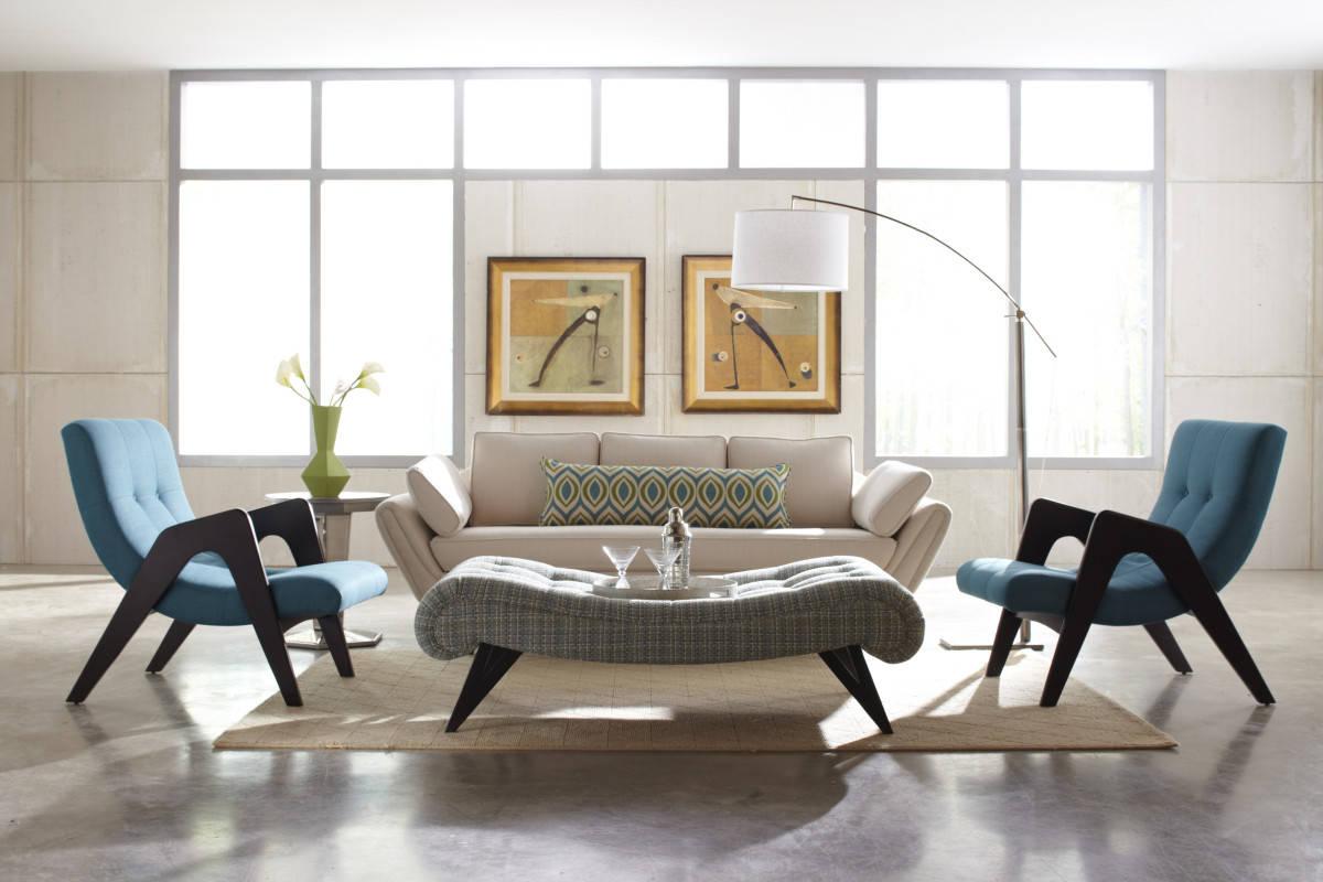 Maneras de lograr espacios con estilos y accesorios de los años cincuenta (9)