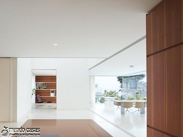 Minimalismo alemán puro en la casa G-12 por arch Freie Architekten  (2)
