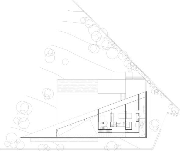 Amplitud y contacto con exteriores en la casa infinita