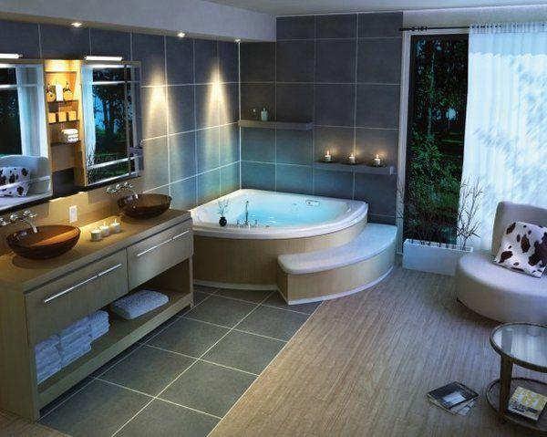 5 maneras de decorar un baño con velas aromáticas