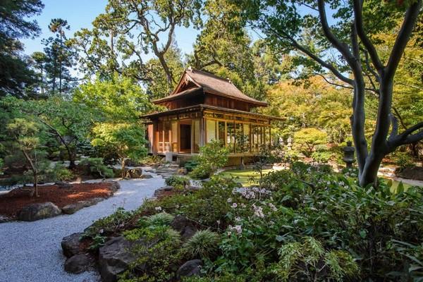Creacion de jardines japoneses