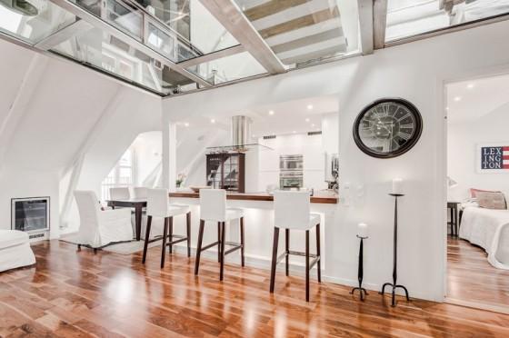 Atico renovado totalmente y decorado de la misma manera que el resto de la residencia (3)