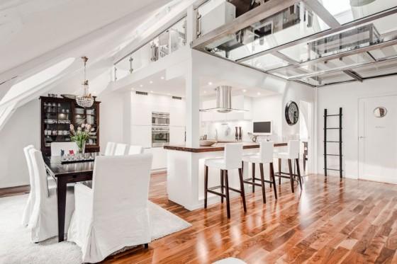 Atico renovado totalmente y decorado de la misma manera que el resto de la residencia (5)