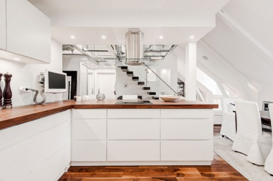 Atico renovado totalmente y decorado de la misma manera que el resto de la residencia (8)
