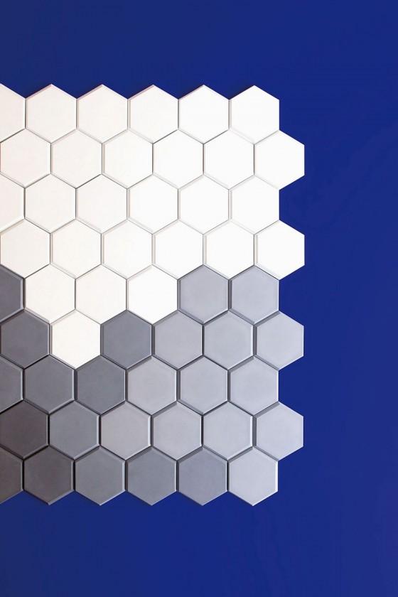 Azulejos de concreto hexagonales (9)