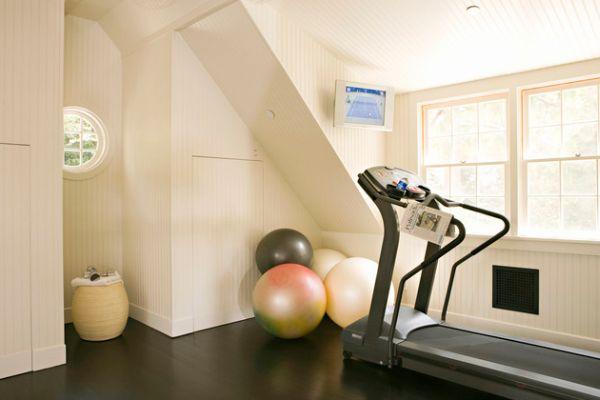 13 diseños e ideas para armar tu propio gimnasio en casa