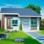 Diseños inspiradores de casas sencillas y minimalistas