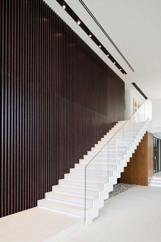 escaleras más de cerca y elegantes