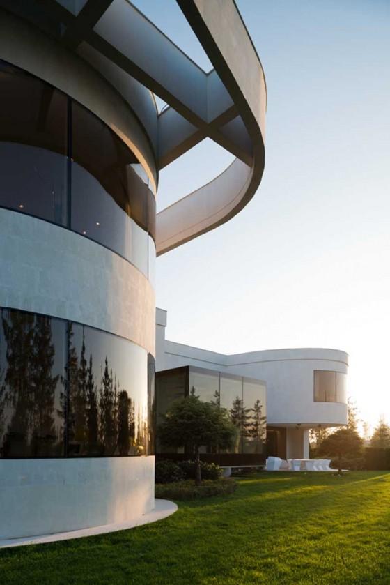 el diseño arquitectónico es perfecto