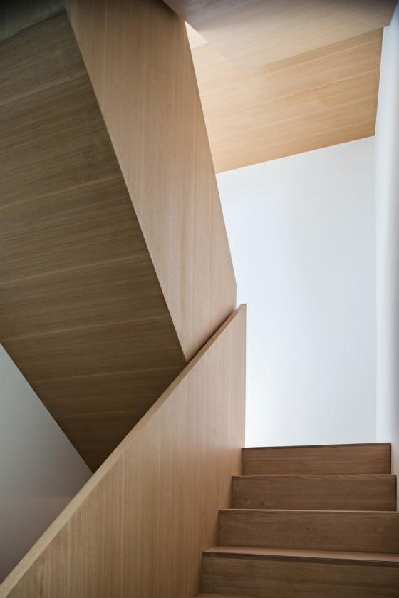 escaleras únicas