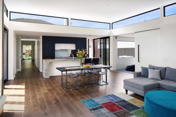 sala moderna y bonita