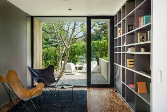 Un lugar para descansar y leer