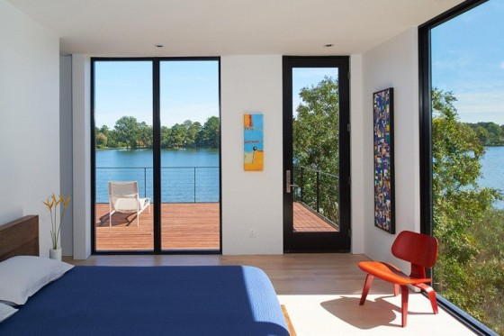 cuartos coloridos y con vistas bonitas