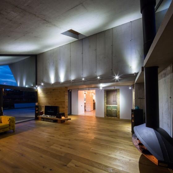 iluminación única y moderna