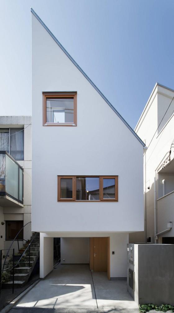 Hermoso diseño exterior