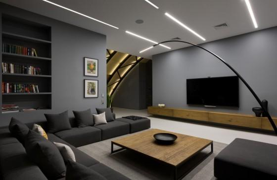 Completa y amplia sala  de estar