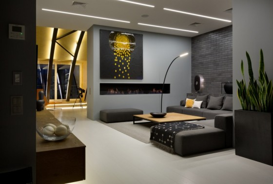 Illuminación moderna y muy decorativa