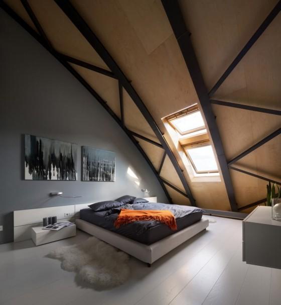 resistente estructura para la casa