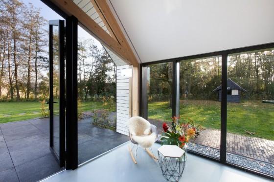 un diseño amplio y espacioso